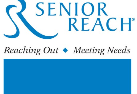 senior reach logo template